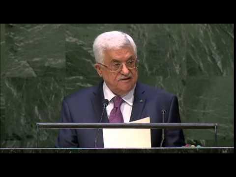 État de Palestine - Débat 2014 de l'Assemblée générale de l'ONU