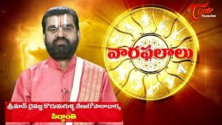 Vaara Phalalu || Feb 01st to Feb 07th 2015 || Weekly Predictions 2015 Feb 01st to Feb 07th 2015