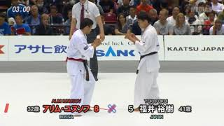 The 6th World Weight Category Karate Championships 2017. Part 2.