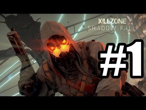 KillZone: Shadow Fall - GAMEPLAY WalkThrough Part 1