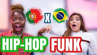 BRASIL X PORTUGAL GÍRIAS DE FUNK E DE HIP-HOP TUGA C/ DANI RUSSO | #24DIASDEYOLA2018 EP.9