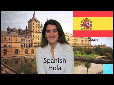 Hello in 50 languages Hello