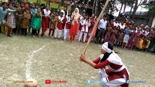 The Tradition Of The Game  গ্রামের ঐতিহ্য খেলা হাড়ি ভাঙ্গা খেলা The traditions village are the game