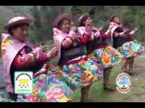 Chicas Rosas y Claveles - (Sigue la Flecha)