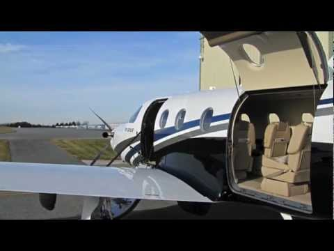 New Pilatus Pc 12 Ng Overview
