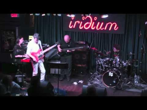 Mahavishnu Project w Jon Herington Jeff Beck's Cause We Ended As Lovers by Stevie Wonder