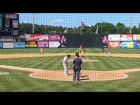 South Mecklenburg High School NC 4A Baseball State Championship Game #2 Final At Bat