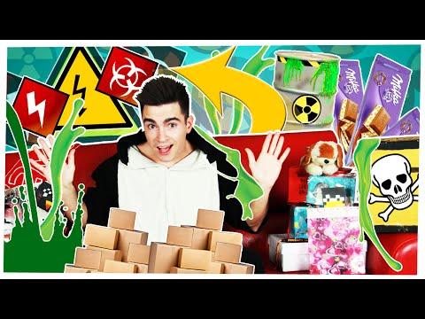 TOKSYCZNY CHEMICZNY OBRZYDLIWY! (Fan Mail #8)