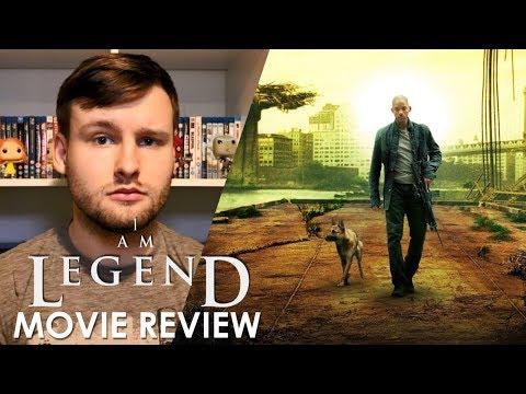 I Am Legend - Movie Review (REQUEST WEEK)