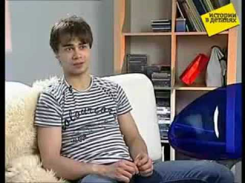 Alexander Rybak - History In Detail, Russian Interview part 1