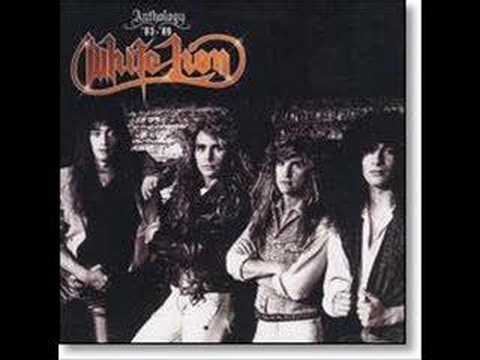 White Lion - Back on the Streets