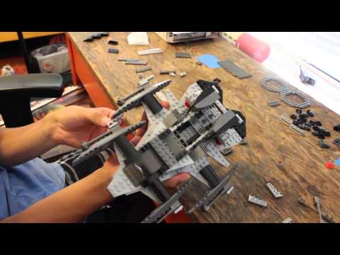 Imaginary Made Up Lego Set: Ep 54