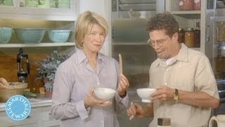 Chef Rick Bayless Makes Tasty Churros - Martha Stewart