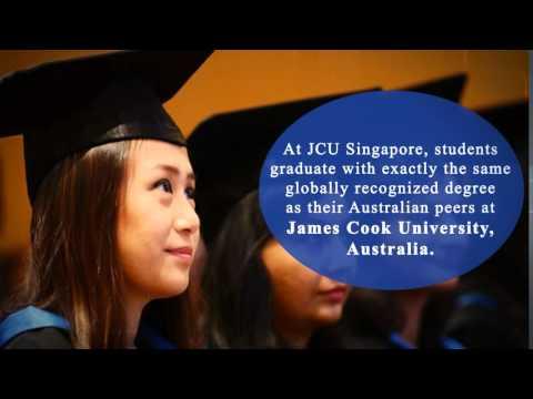 Life at JCU Singapore