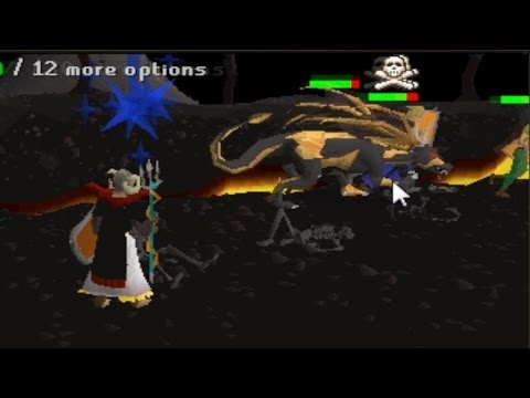 "Runescape 2007 – Sparc Mac's ""The Wilderness Treasures"""