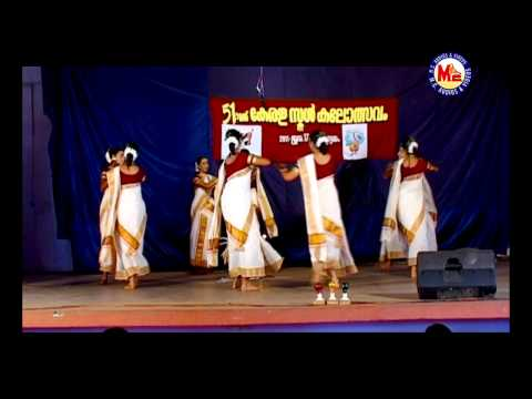 Thiruvathira Kali 05 - Unni Ganapathi Thampuran video