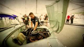 Yrkeslandslaget bygger om en Volvo Duett