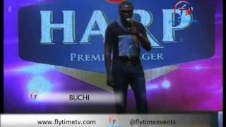 Rhythm Unplugged Comedy Concert 2011 featuring Buchi