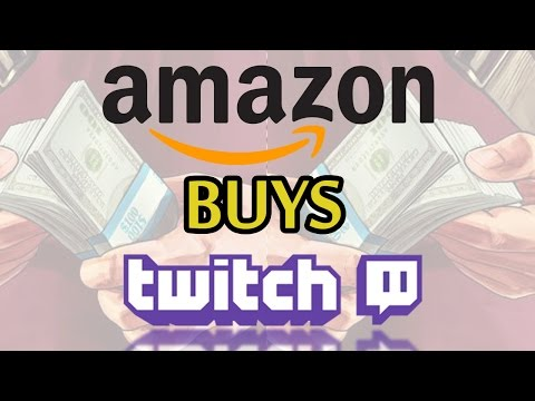 ★ AMAZON BUYS TWITCH FOR $970 MILLION (GTA 5 Streamers Affected? + Gameplay)