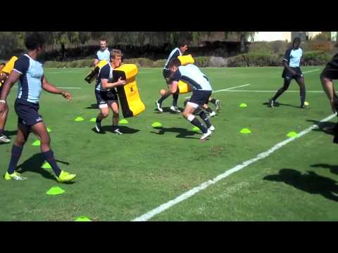 how to break tackles in rugby
