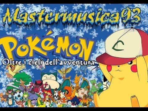 Sigle dei cartoni animati: Pokemon oltre i cieli dell'avventura piano cover
