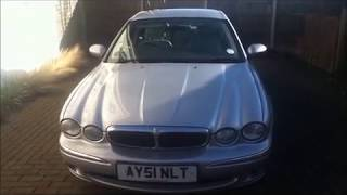 Jaguar X Type - What can go wrong?
