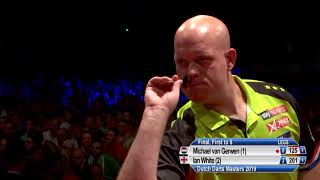 Van Gerwen v White - Final - 2019 Dutch Darts Masters