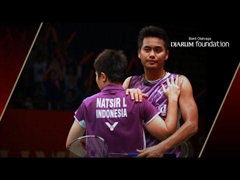 Tantowi Ahmad/Liliyana Natsir (INA) VS Chen Xu/Jin Ma (CHN) Djarum Indonesia Open 2012