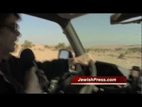 Jewish Family Makes Jordan Valley Desert Bloom