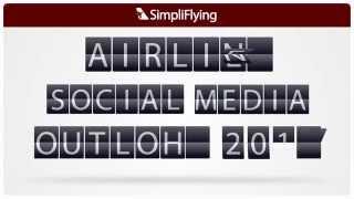 Airline Social Media Outlook Report 2016