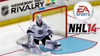 NHL 14 - Xbox 360 Gameplay 720P