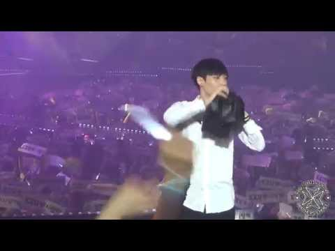 [FANCAM] 140523 EXO FROM EXOPLANET #1 EXO LUCKY CHEN LAY (09210326.NET)