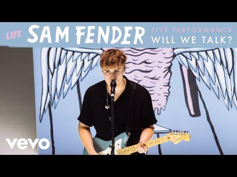 Sam Fender - Will We Talk? (Live) | Vevo LIFT