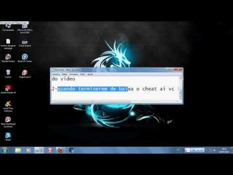 hacker pra dungeon rampage atravessar paredes