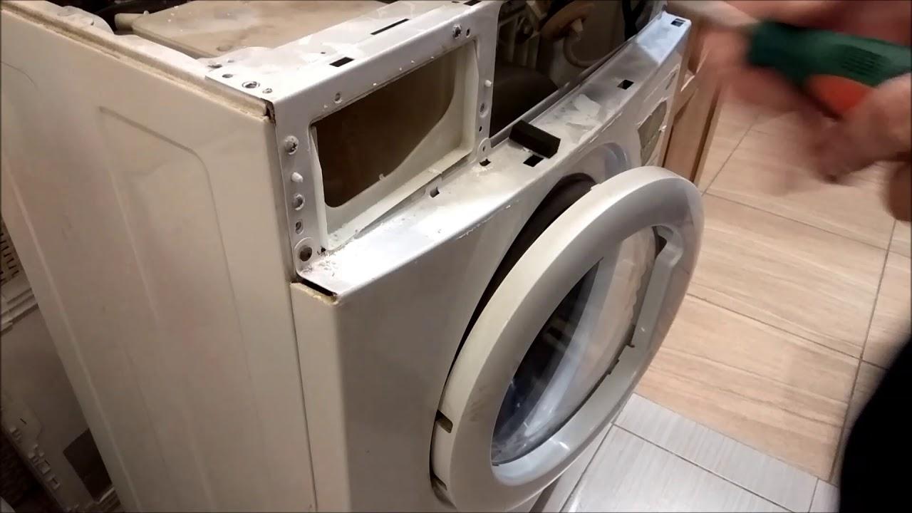 Ремонт стиральной самсунг своими руками