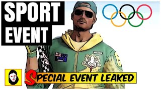 *NEW* OLYMPIC SPECIAL EVENT SKINS LEAKED - Rainbow Six Siege goes Olympia 🔥 Shifting Tides News