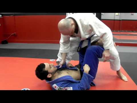 Single Leg X to X Guard Sweep: Taught by Nuno Image 1
