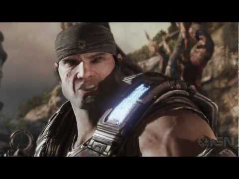 Gears of War 3: Campaign Trailer (E3 2011)