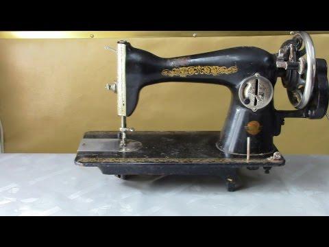 Ремонт швейных машин своими руками ручная 8