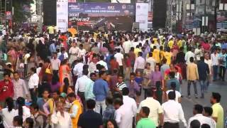 Ganjing Carnival begins in Lucknow