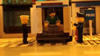 The Prison Escape (LEGO)