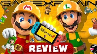 Super Mario Maker 2 - REVIEW (Switch)