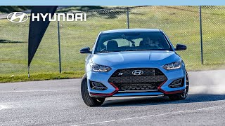 The First-Ever Veloster N Drive Experience | Hyundai Canada