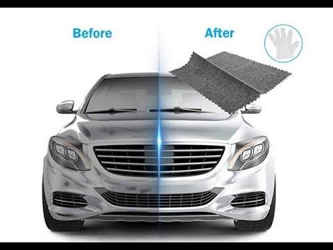 Car Scratch Remover Nano Cloth Manfiter REVIEW