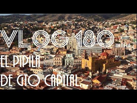 VLOGS DIARIOS # 180... !!!EL PIPILA DE GUANAJUATO CAPITAL!!!...