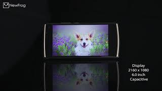 Best Oukitel K7 Android 8.1 4G Smartphone RAM 4GB ROM 64GB MTK6750T 10000mAh
