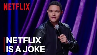 Trevor Noah: ​Afraid of the Dark - NYC | Netflix Is A Joke