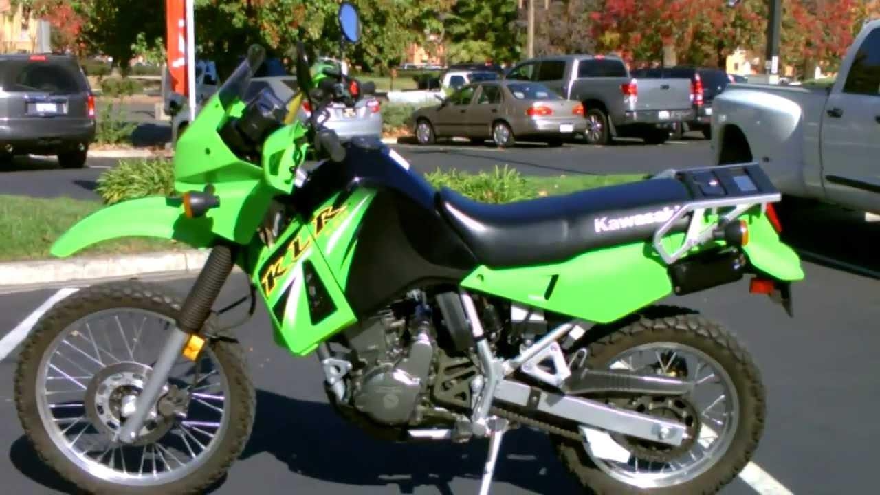 Kawasaki 125 dirt bike 2 stroke