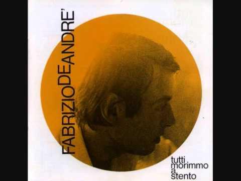 Fabrizio De Andre - Terzo Intermezzo