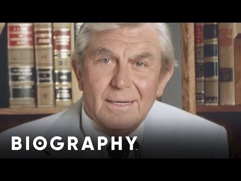Mini Bio - Andy Griffith video